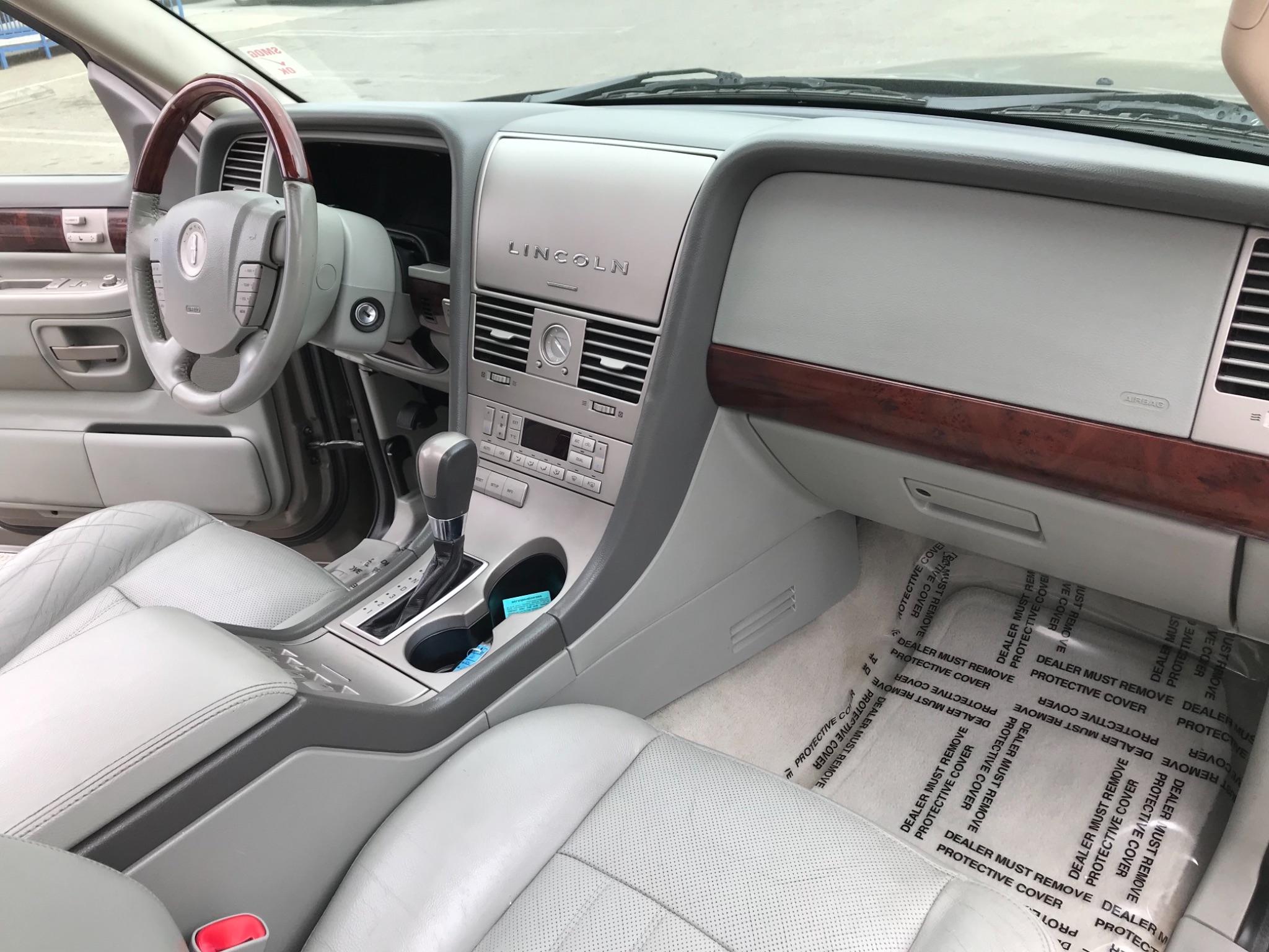 2003 Lincoln Aviator Premium