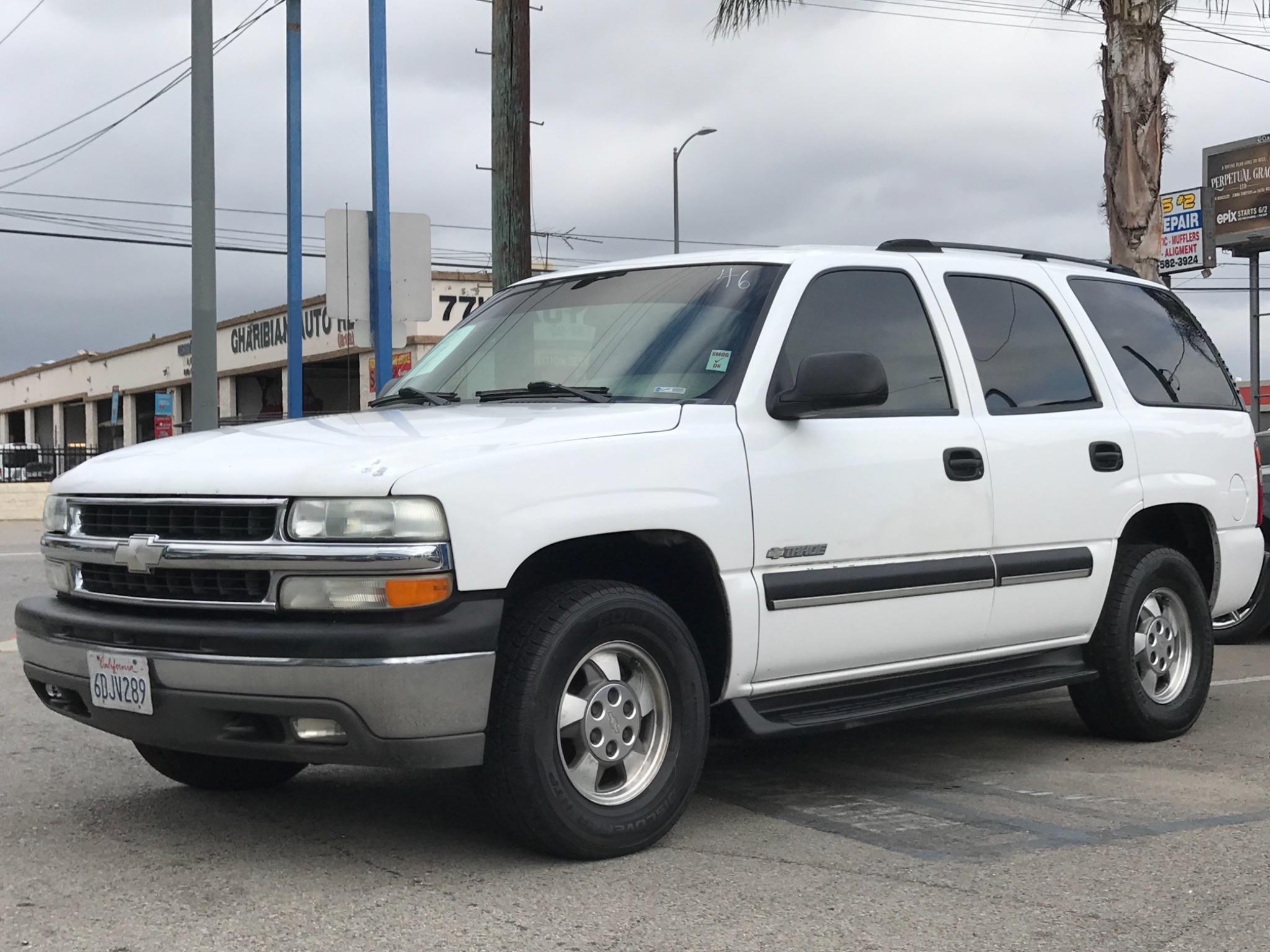 2003 Chevrolet Tahoe LS