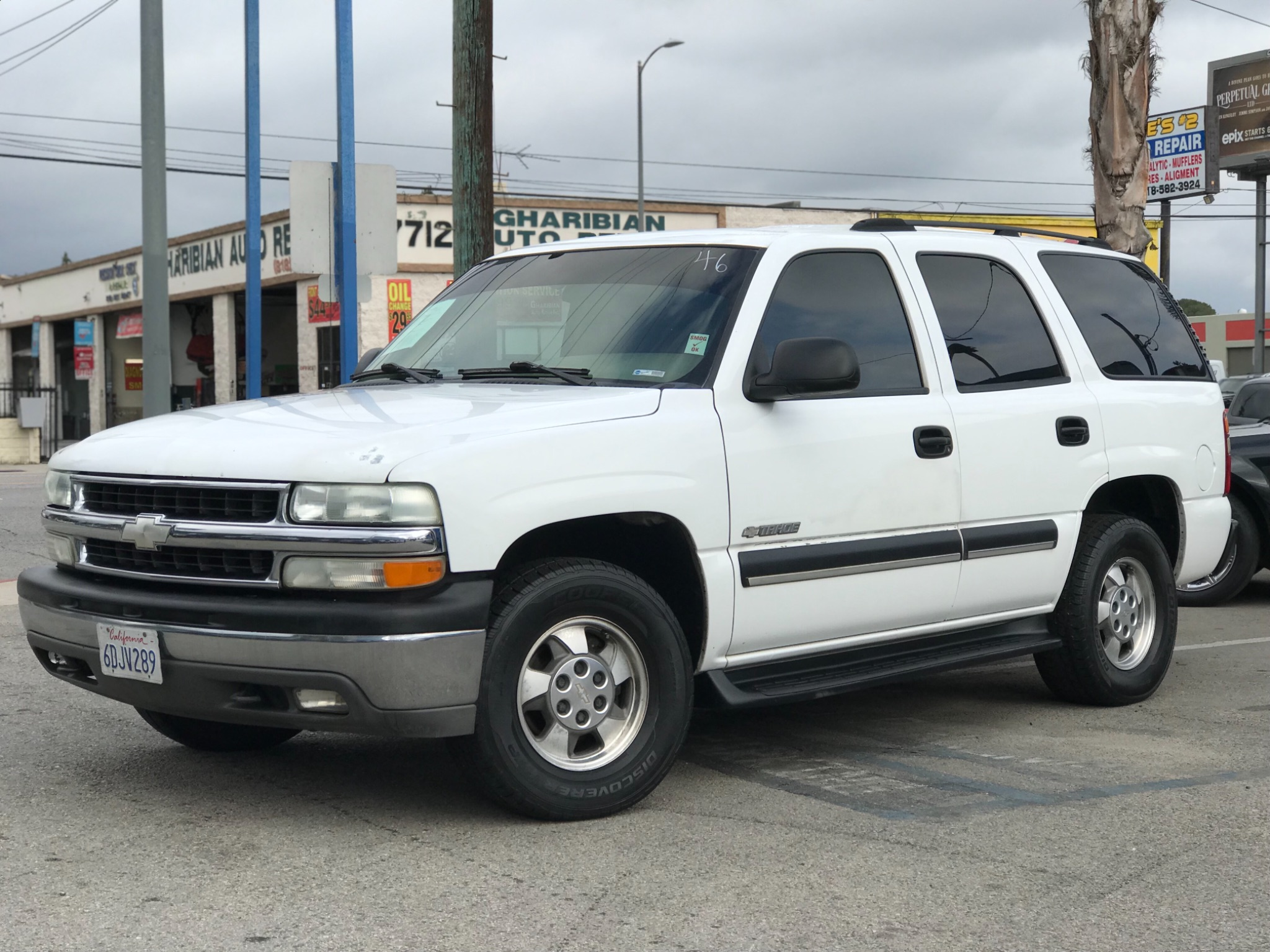 Used 2003 Chevrolet Tahoe Ls At City Cars Warehouse Inc