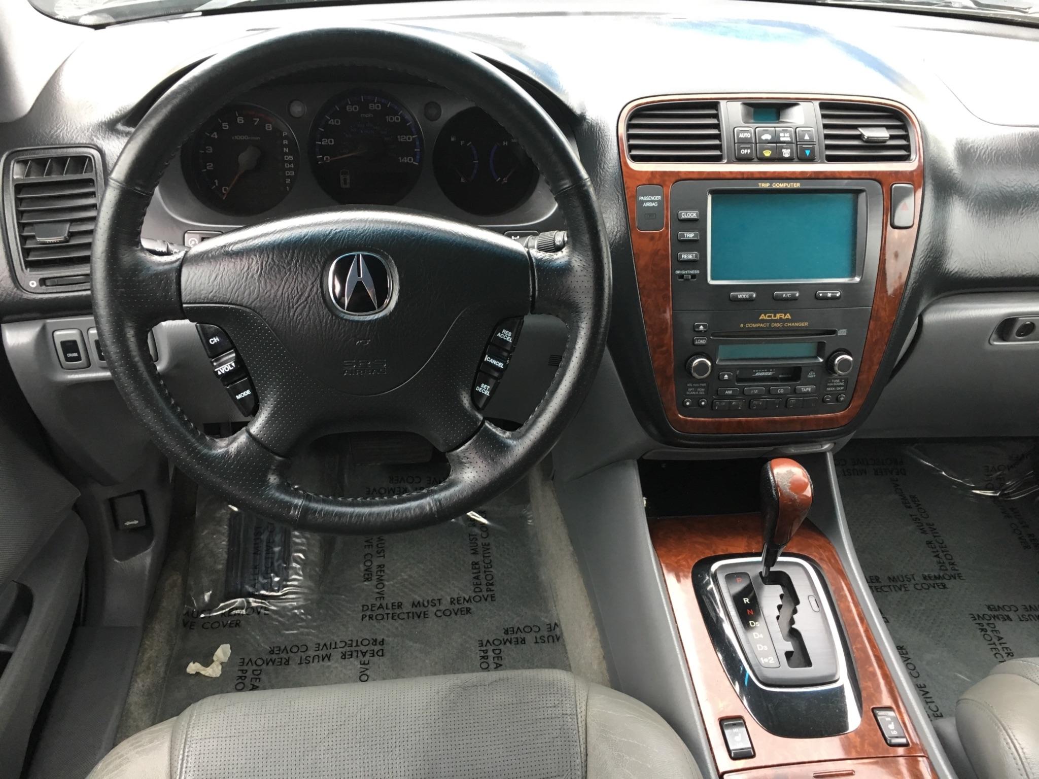 2004 Acura MDX Touring Pkg