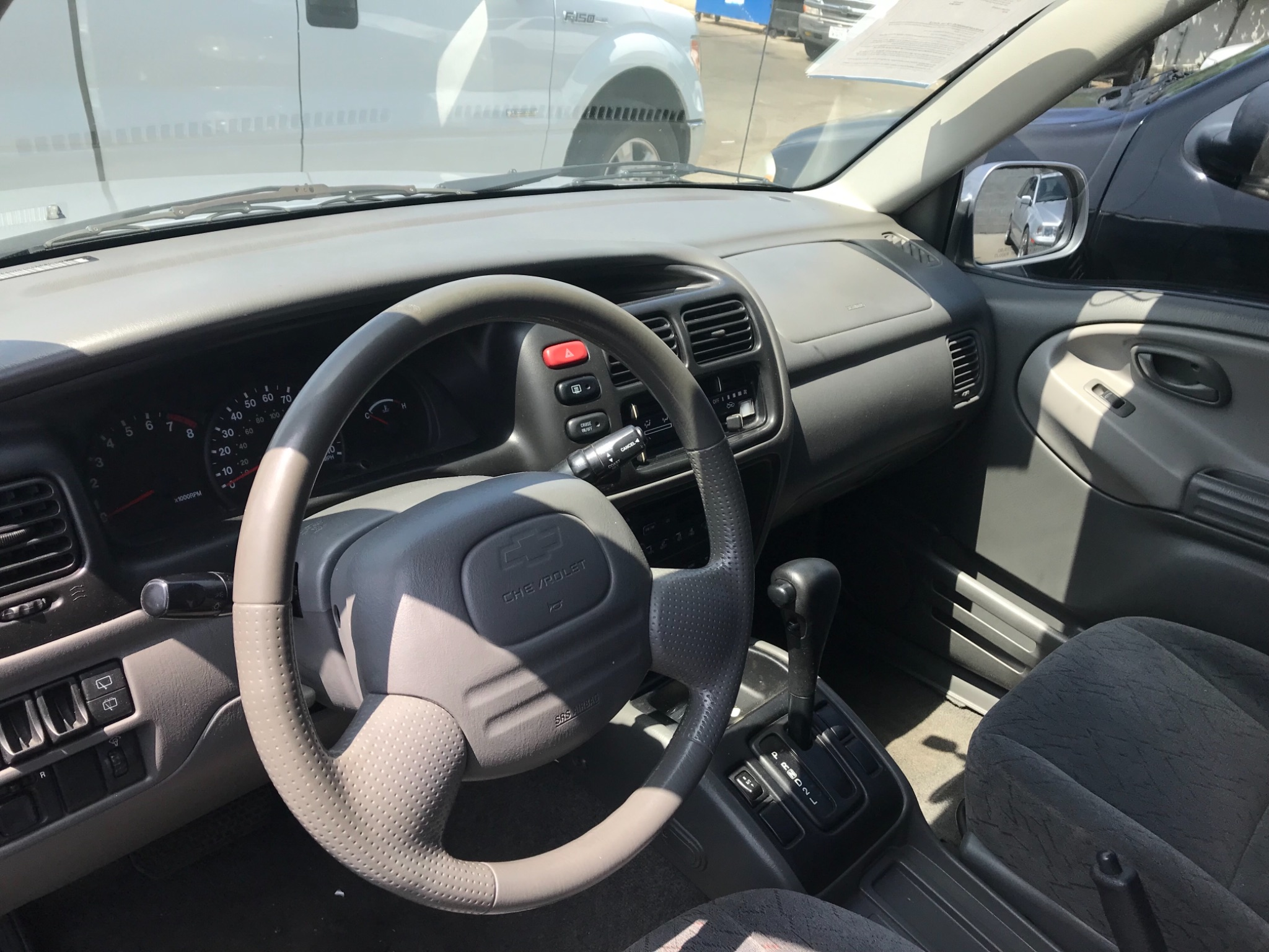 2003 Chevrolet Tracker LT