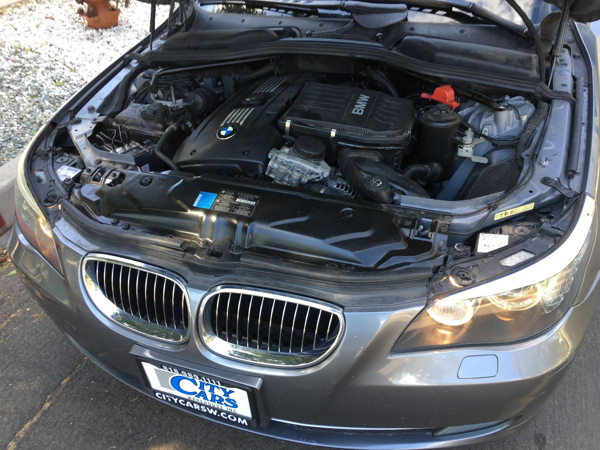 2008 BMW 5 Series 535xi