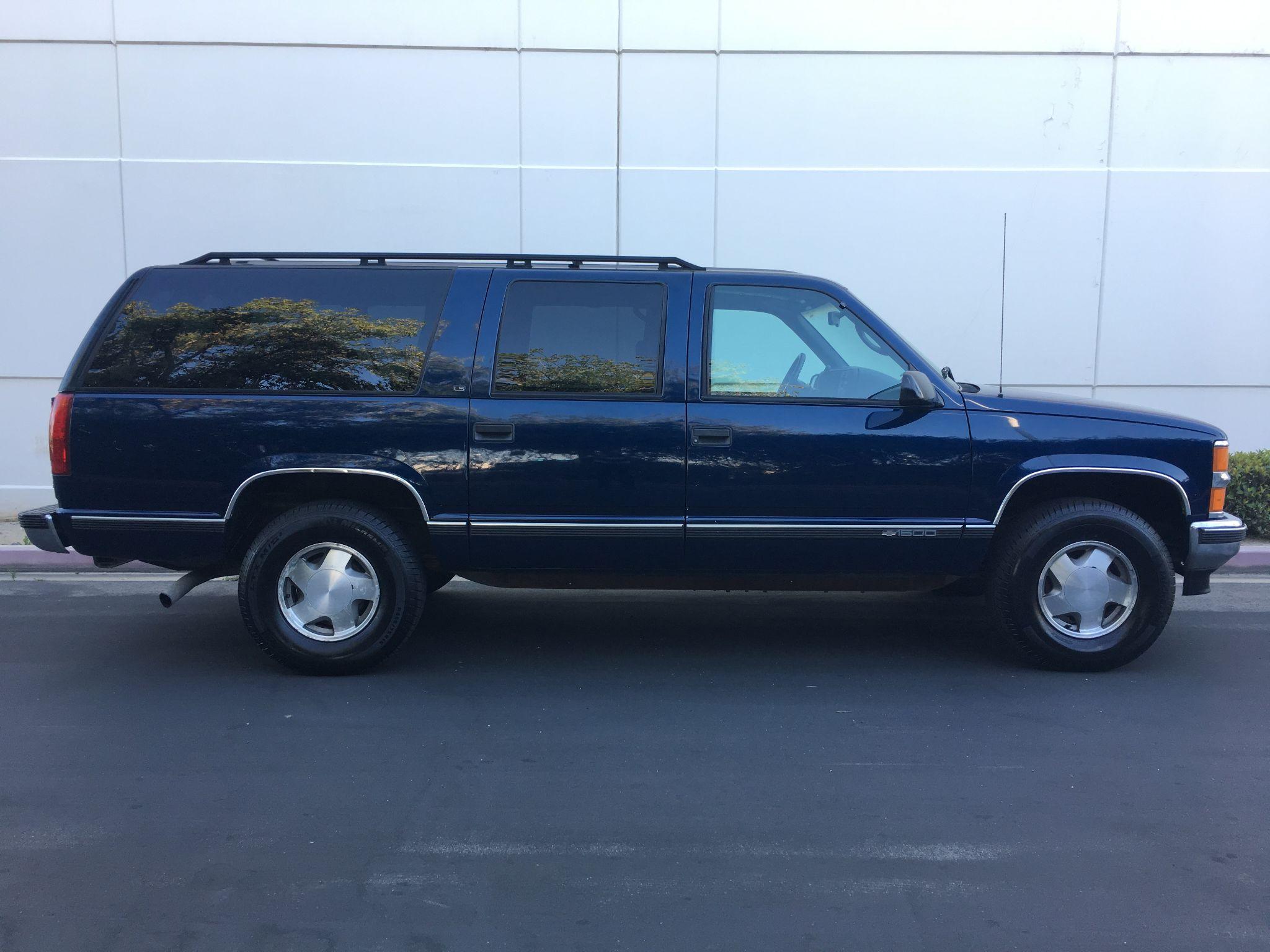 1996 Chevrolet Suburban 5.7 LS