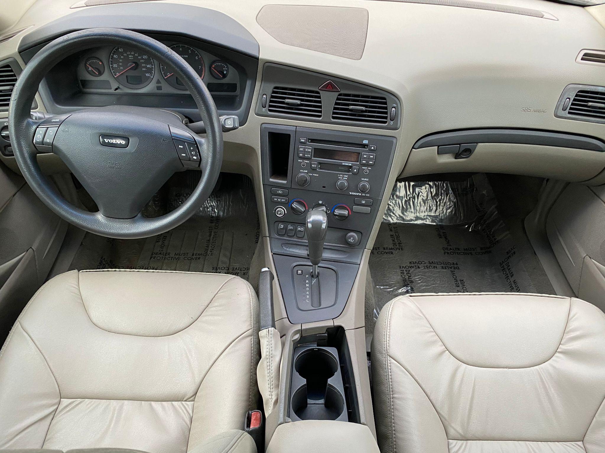 2002 Volvo S60 2.4