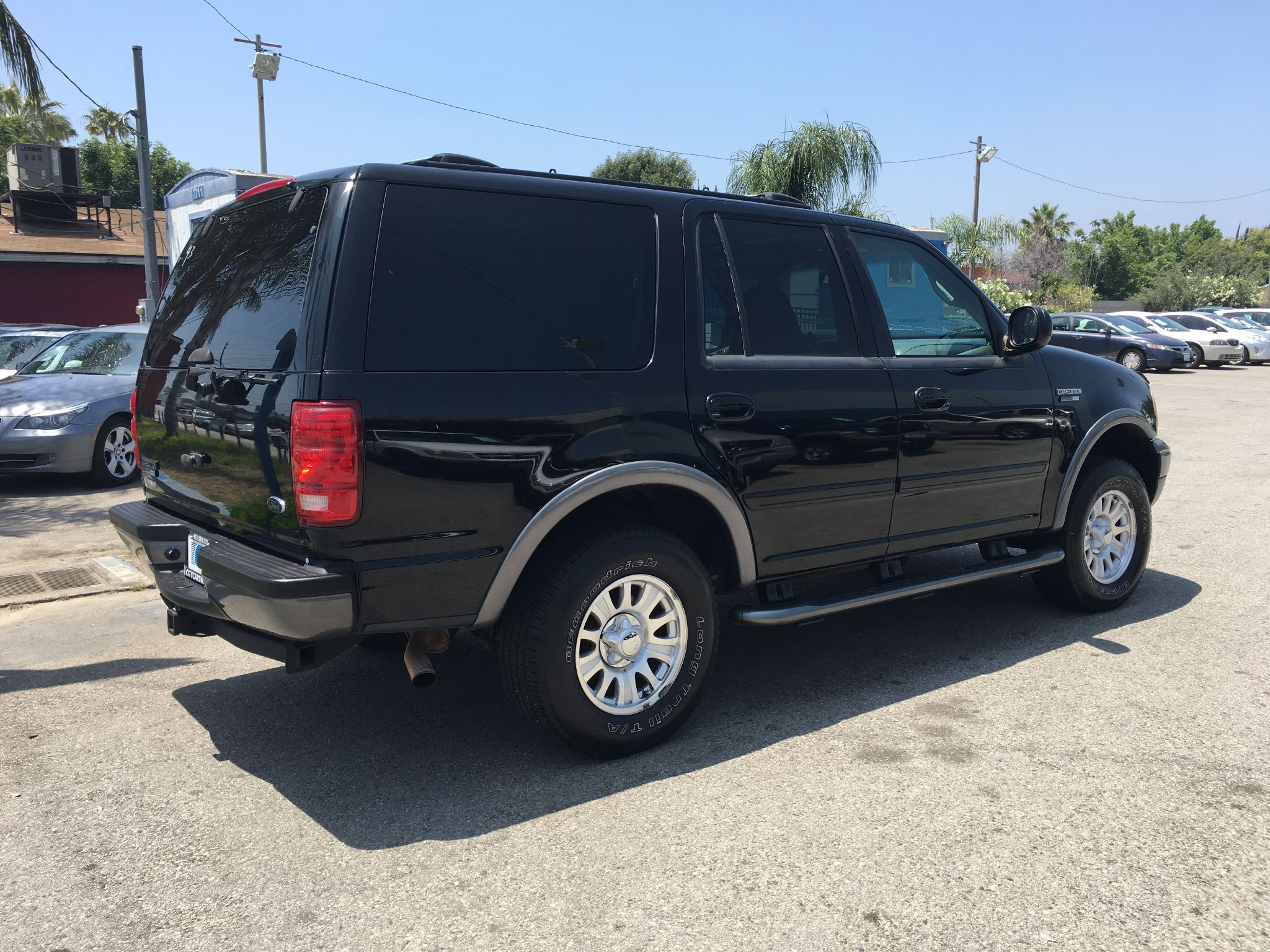 2001 Ford Expedition XLT 4X4