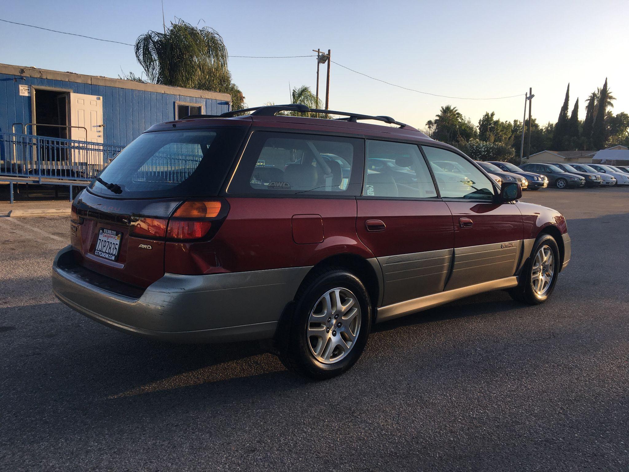 2002 Subaru Outback Outback Ltd