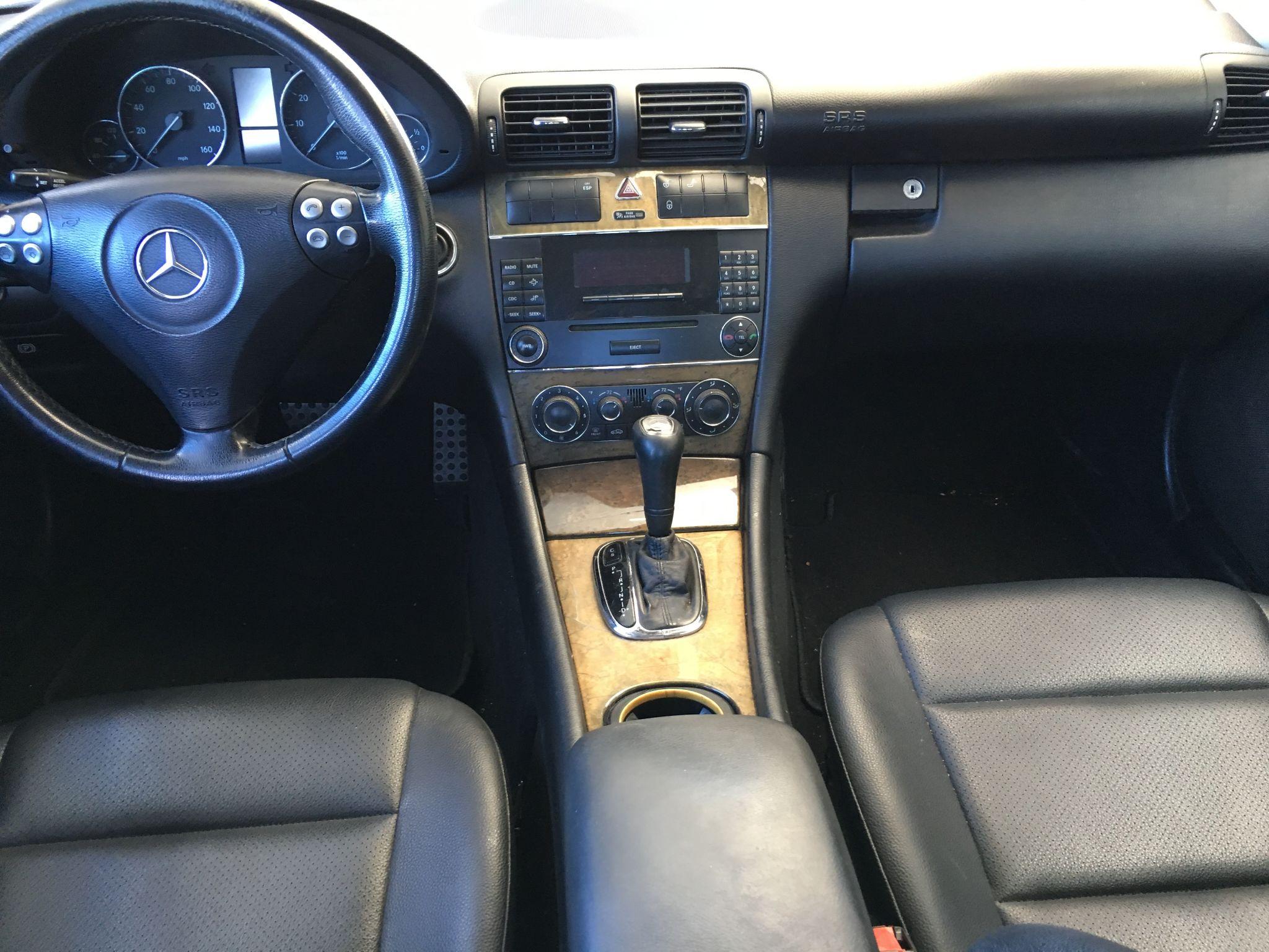 2007 Mercedes-Benz C230 2.5L Sport