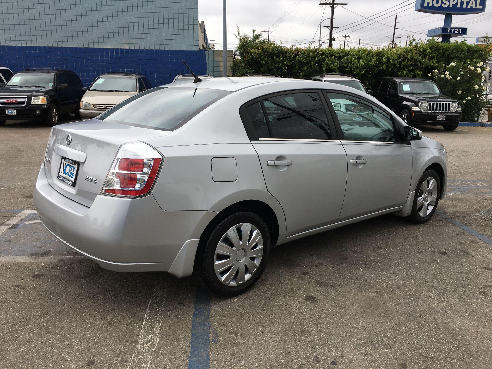 2007 Nissan Sentra 2.0 S