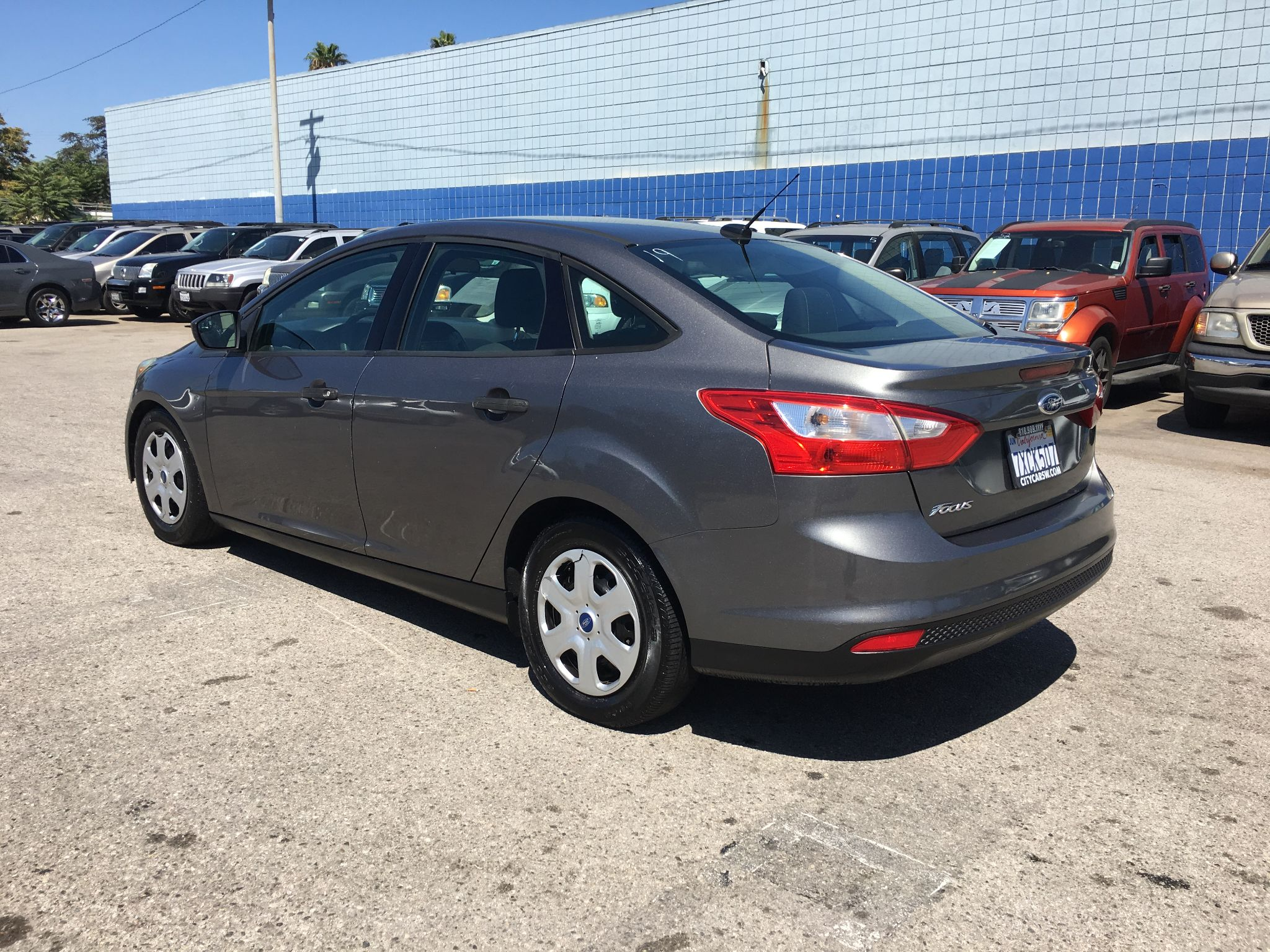 2012 Ford Focus S