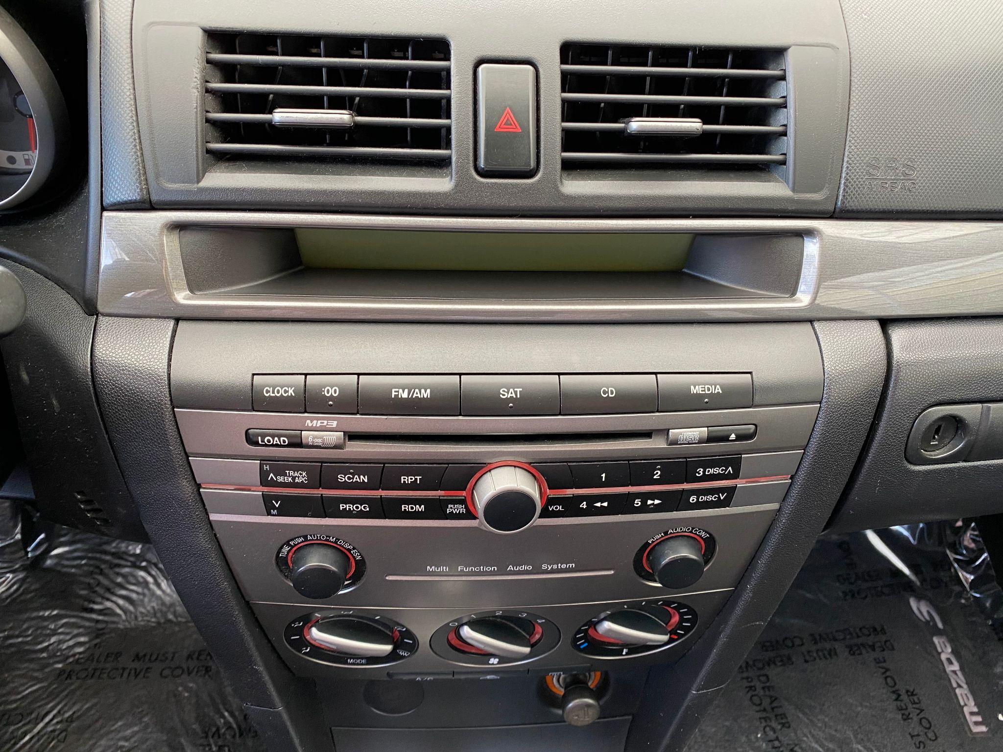2008 Mazda Mazda3 s Sport *Ltd Avail*