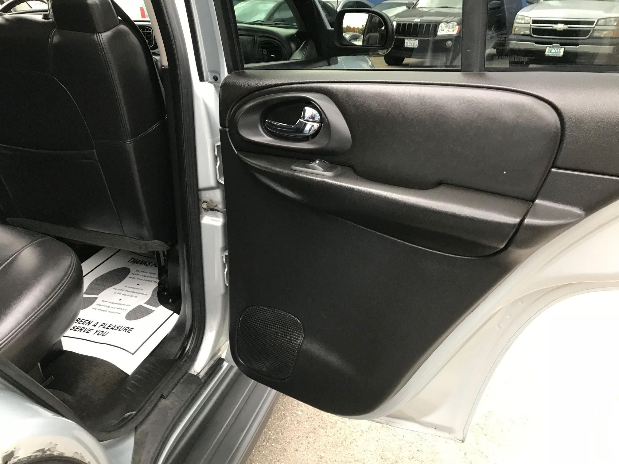 2008 Chevrolet TrailBlazer LT w/3LT