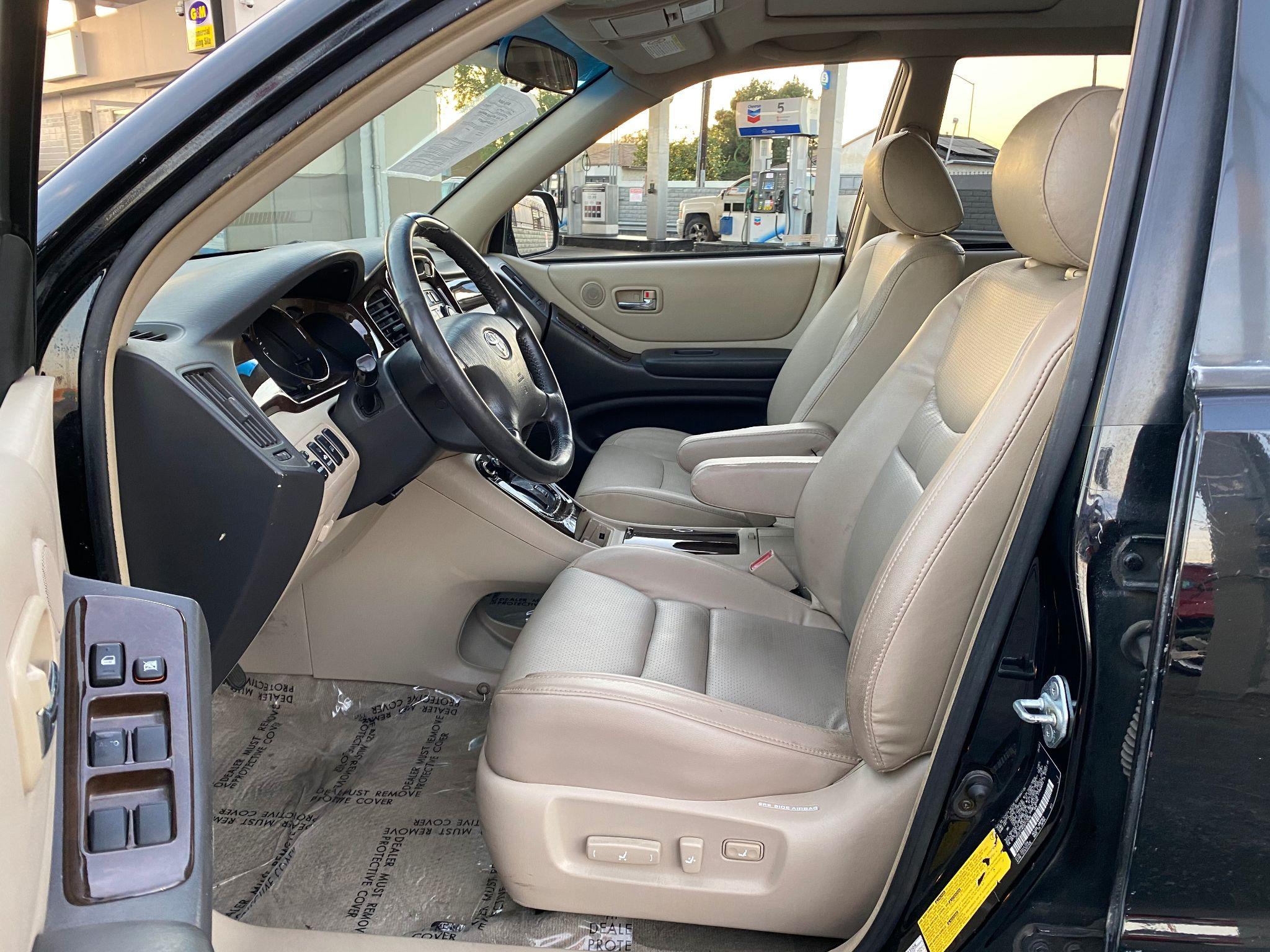 2003 Toyota Highlander Limited