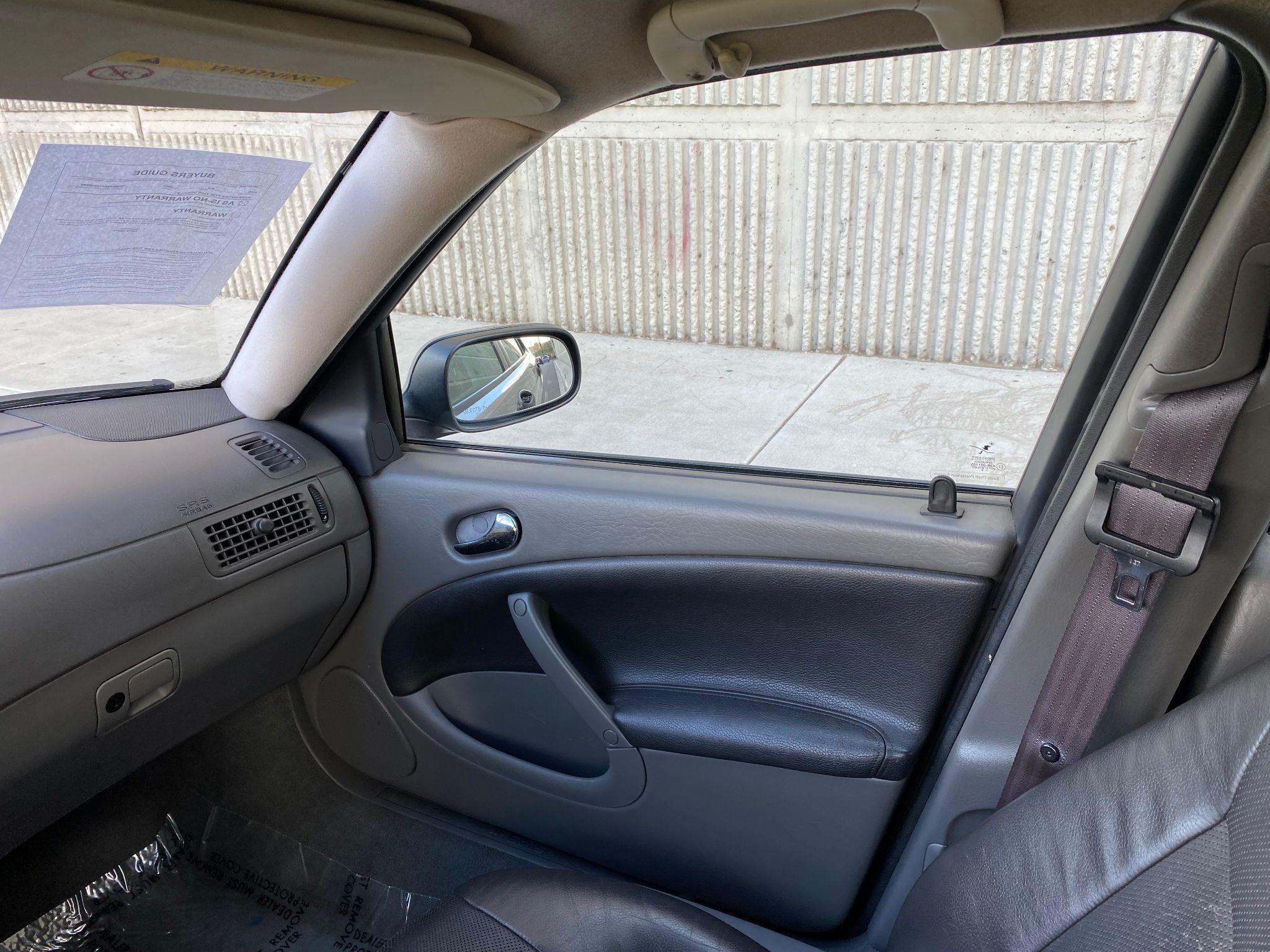 2003 Saab 9-5 Arc