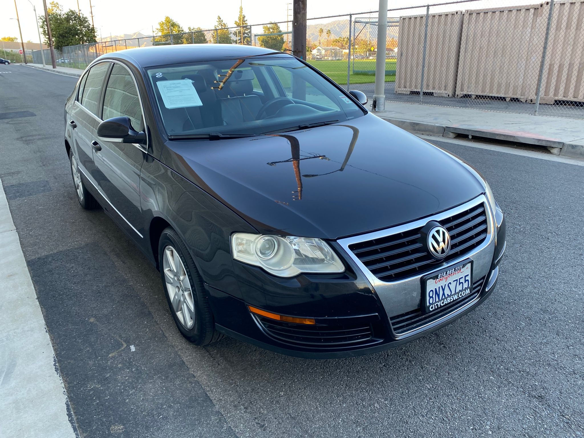 2008 Volkswagen Passat Sedan Turbo