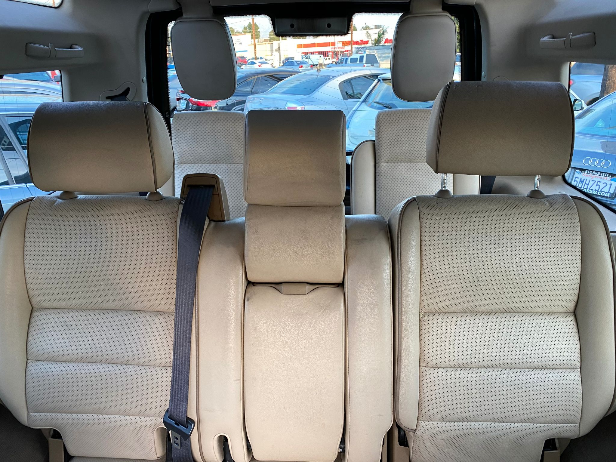 2000 Land Rover Discovery Series II w/Leather