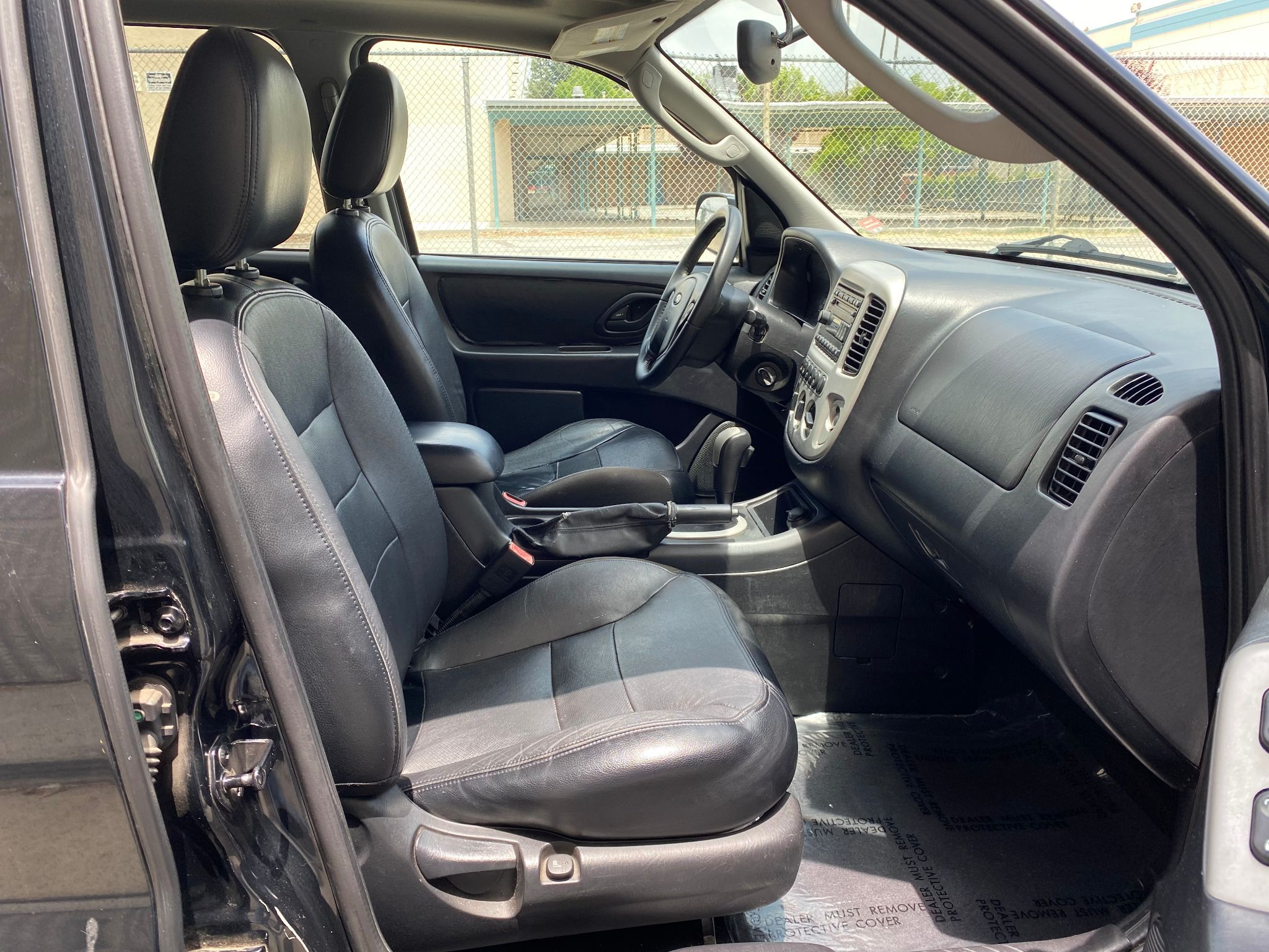 2005 Ford Escape Limited