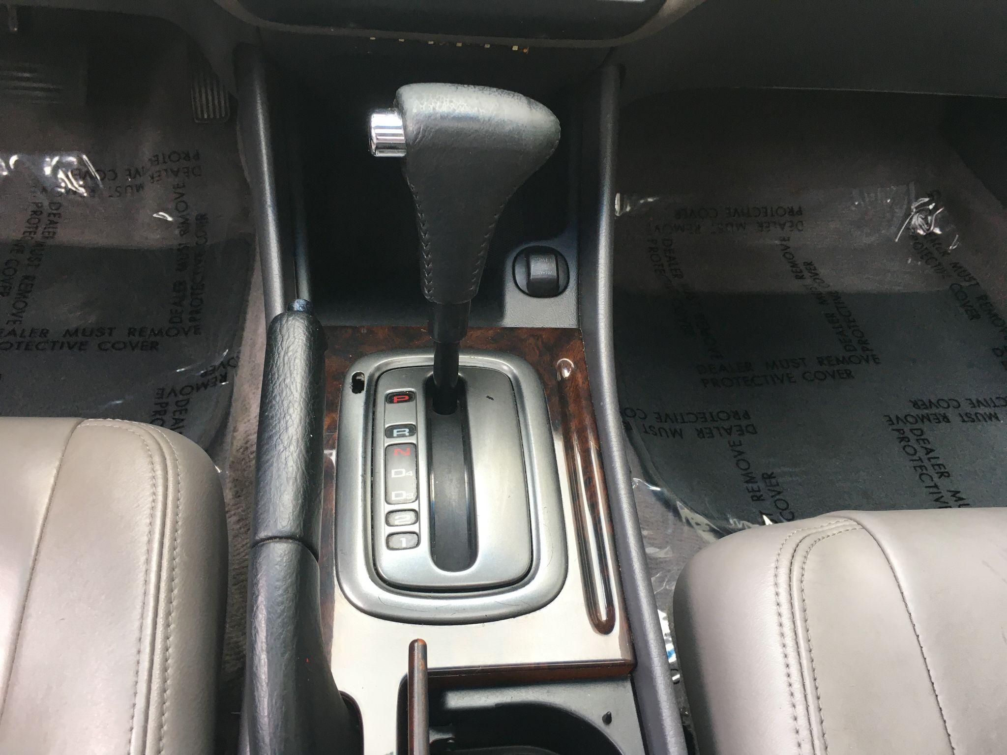 2001 Honda Accord EX w/Leather