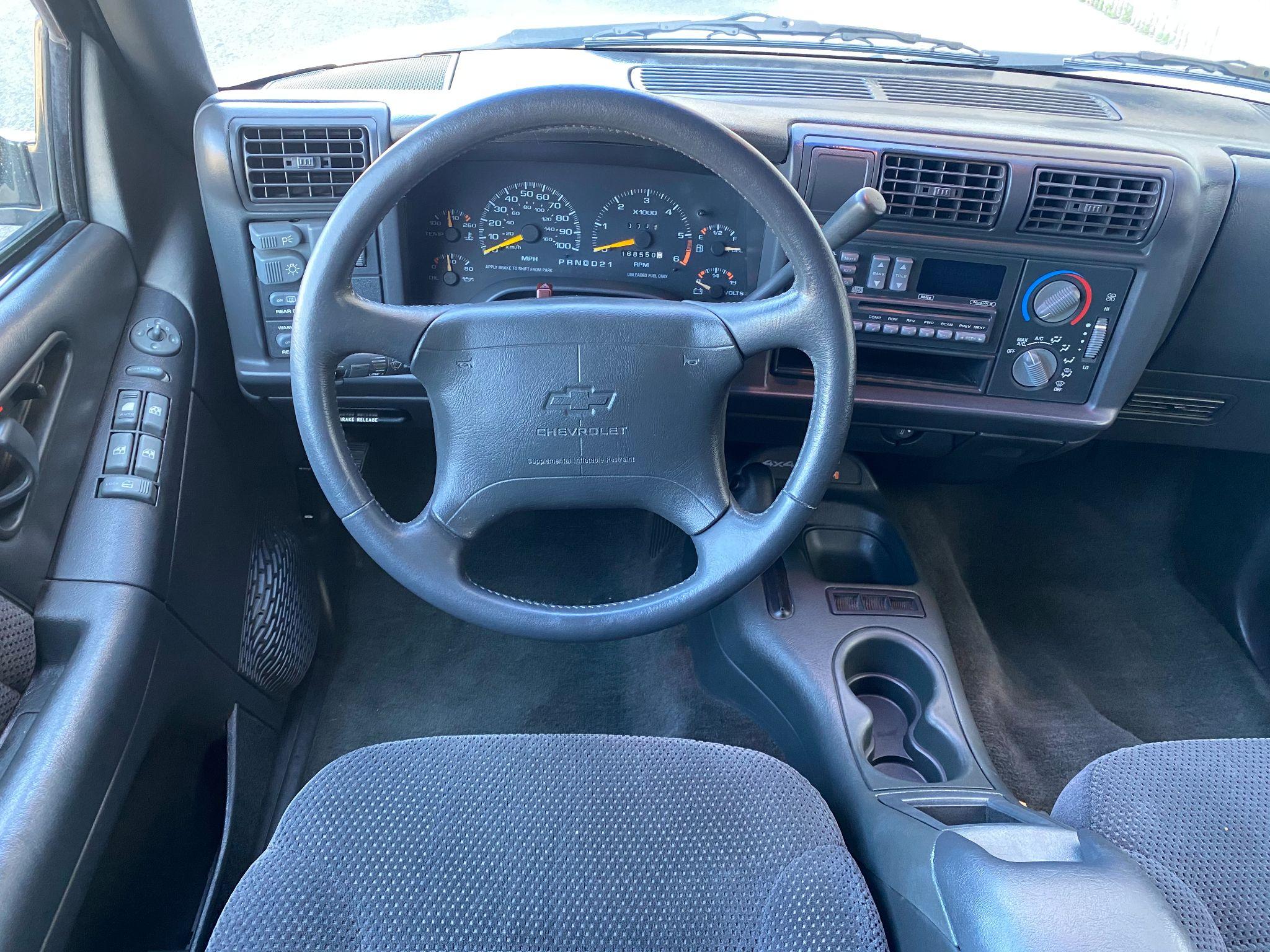 1996 Chevrolet Blazer LS