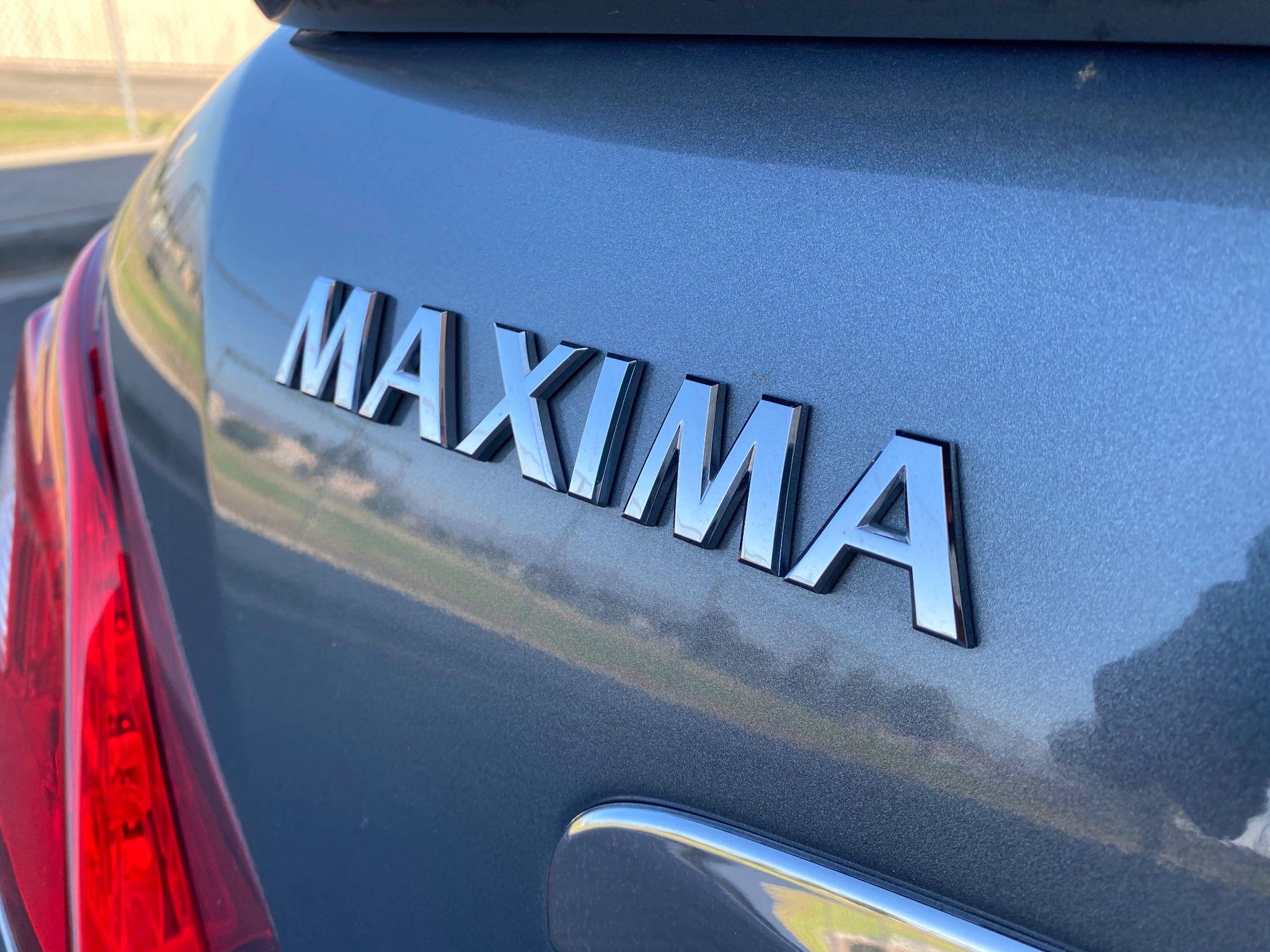 2010 Nissan Maxima 3.5 SV w/Sport Pkg