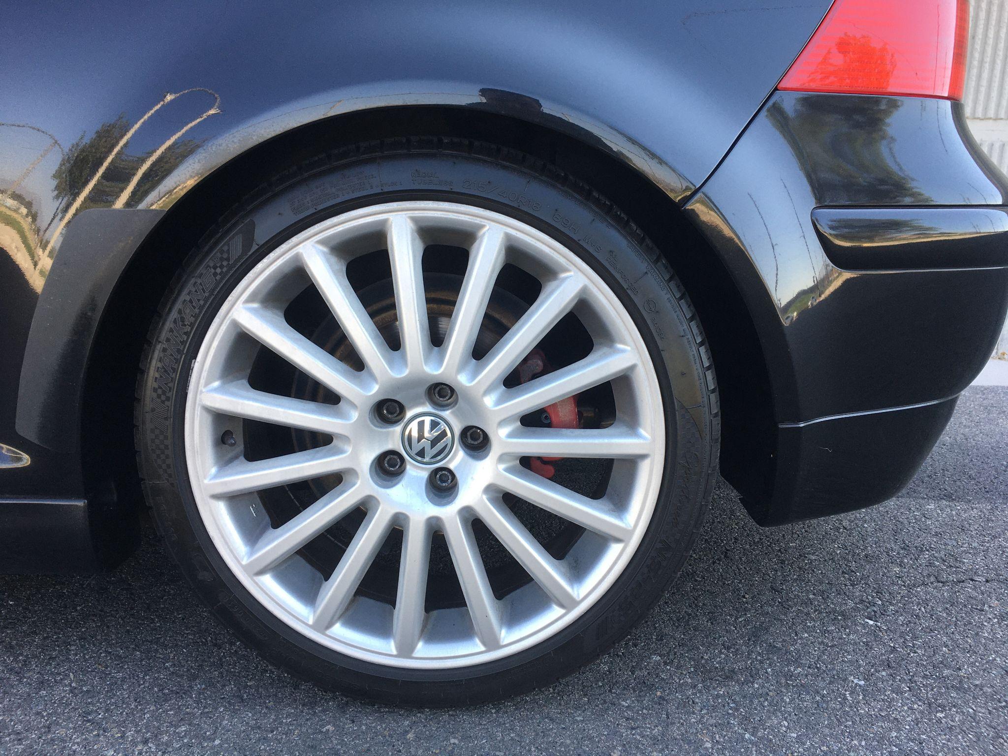 2003 Volkswagen GTI 20th Anniv Edition