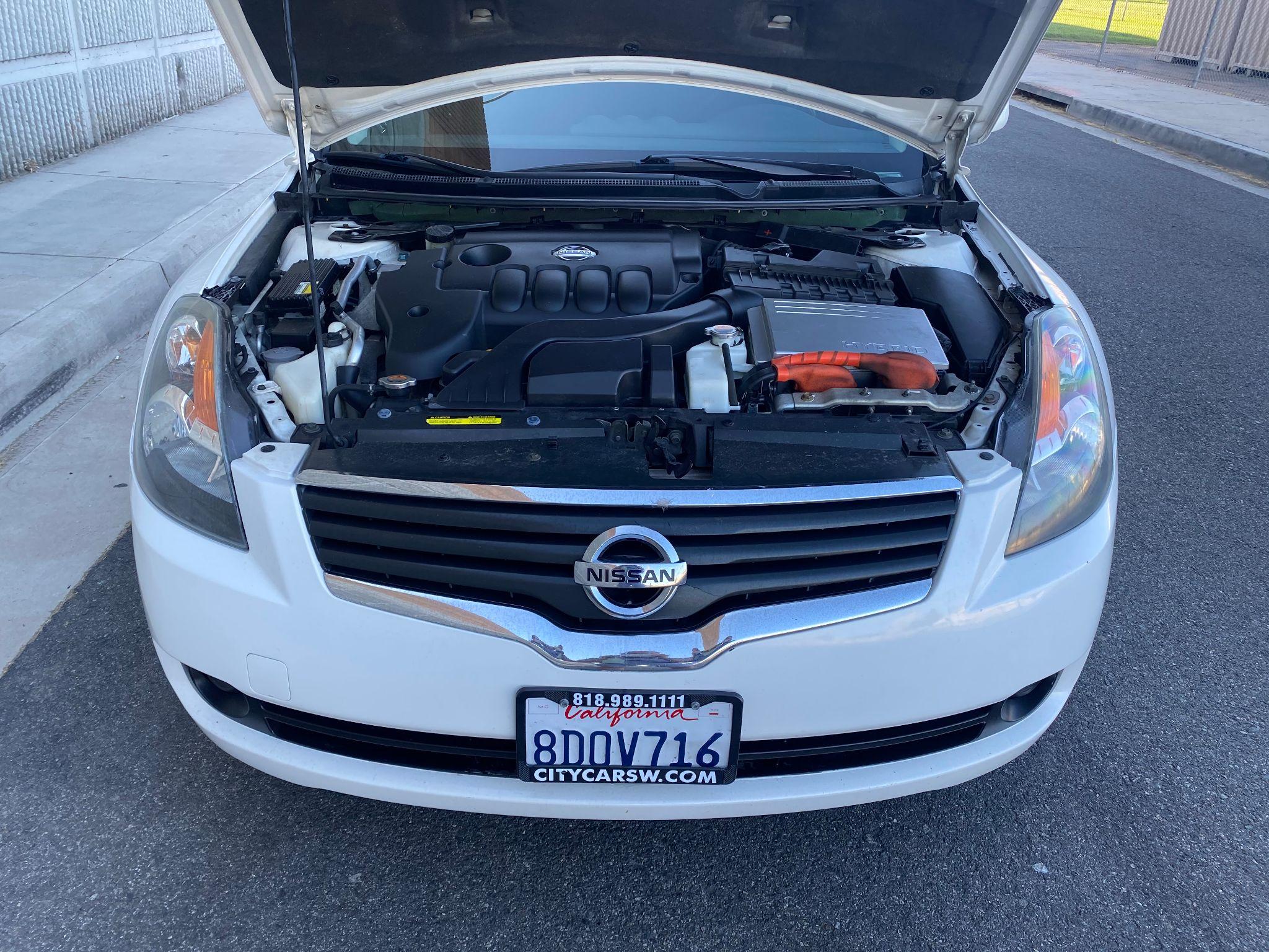 2007 Nissan Altima 2.5 Hybrid