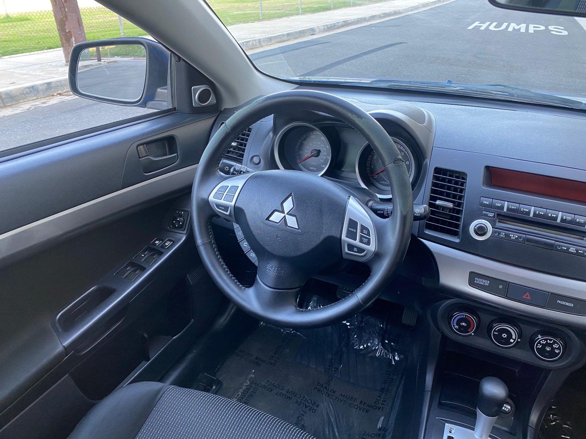 2009 Mitsubishi Lancer ES