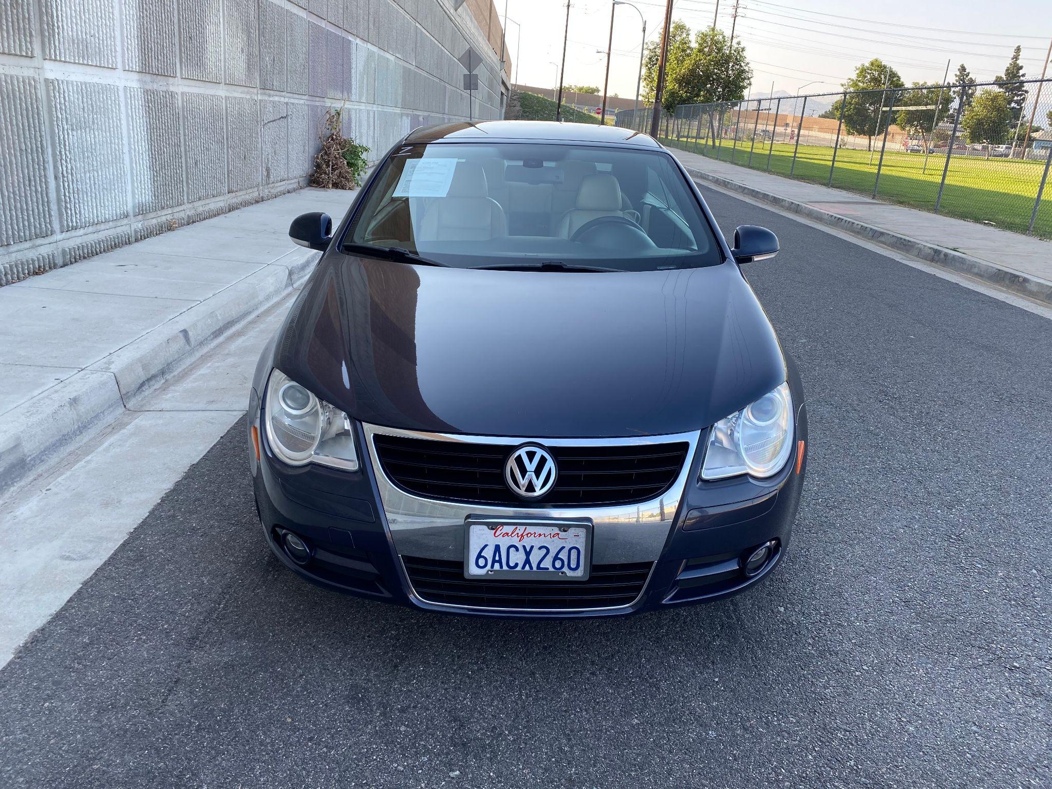 2007 Volkswagen Eos 2.0T
