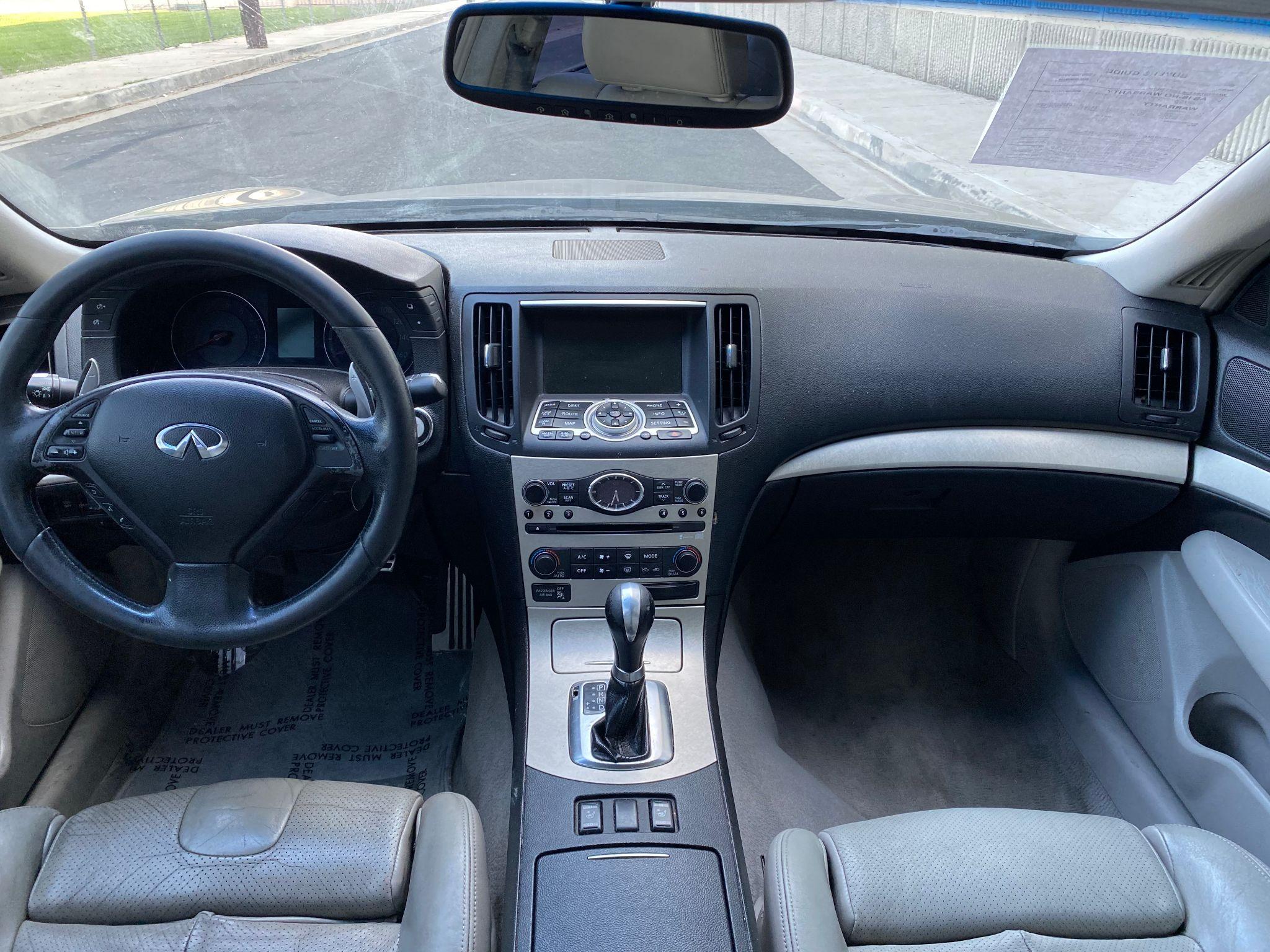 2008 INFINITI G35 Journey