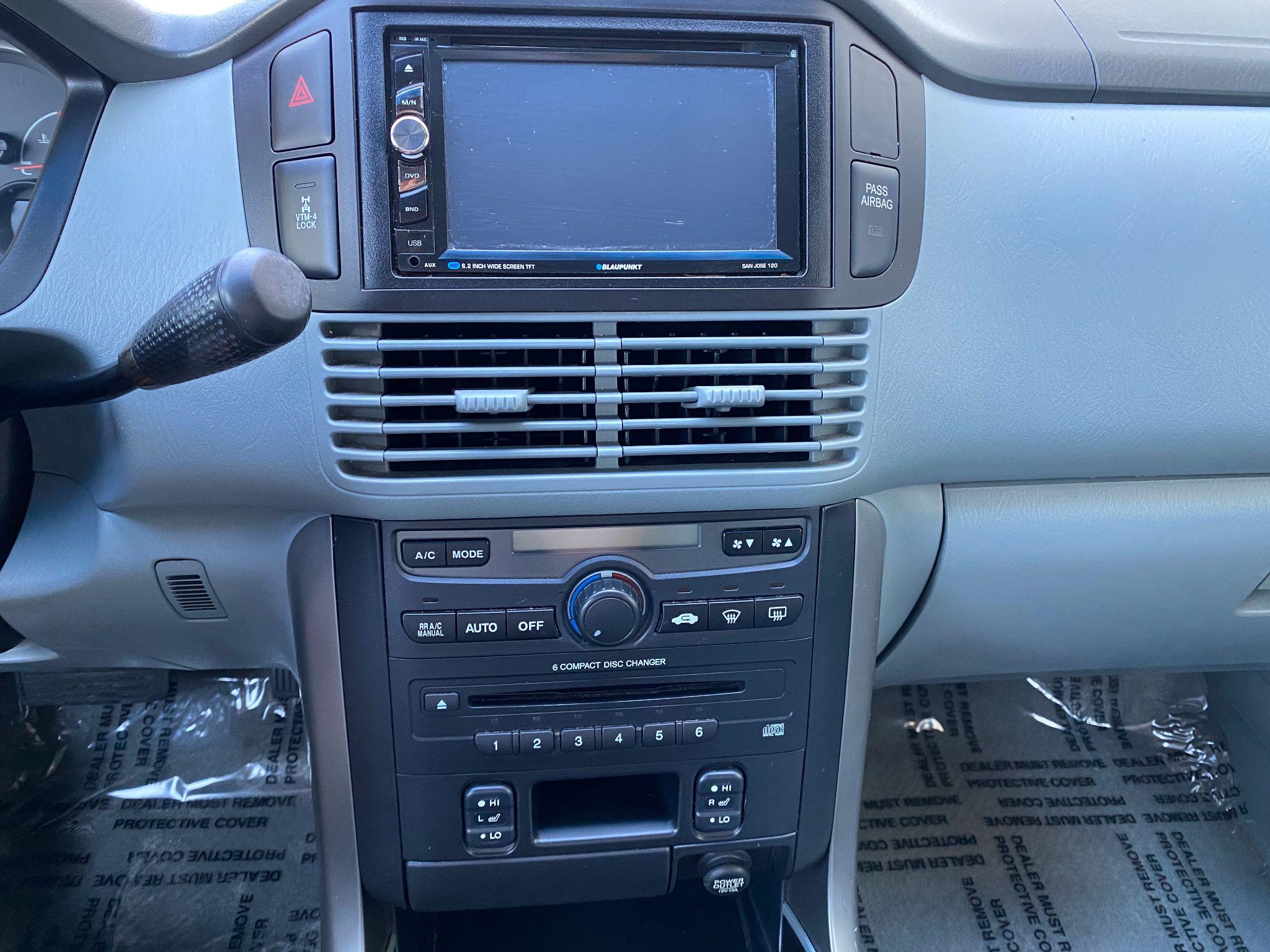2005 Honda Pilot EX-L