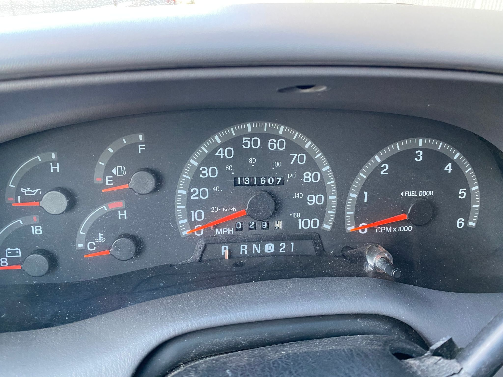 1997 Ford F-150 XL