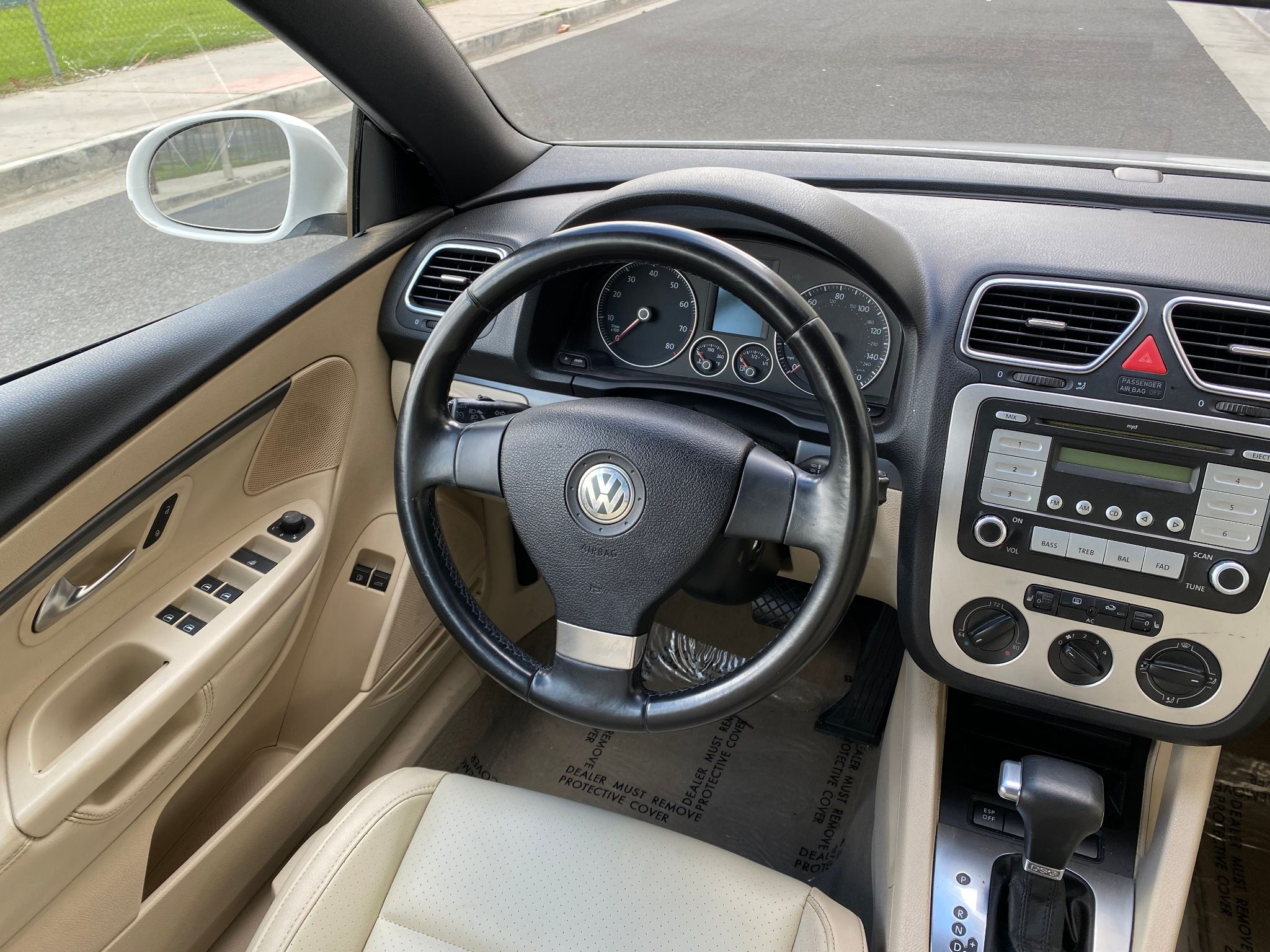 2008 Volkswagen Eos Turbo