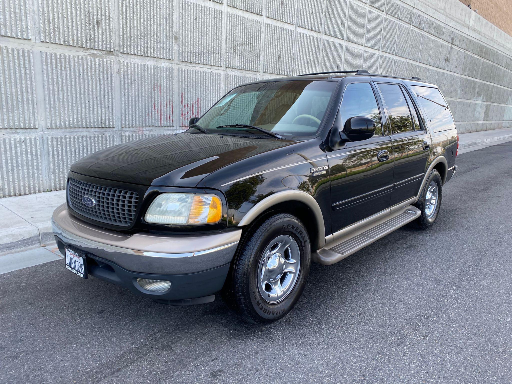 2002 Ford Expedition Eddie Bauer
