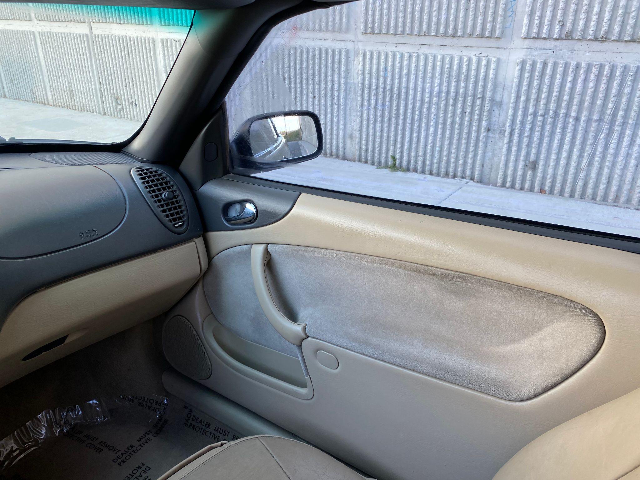 2000 Saab 9-3 SE Spring Edition