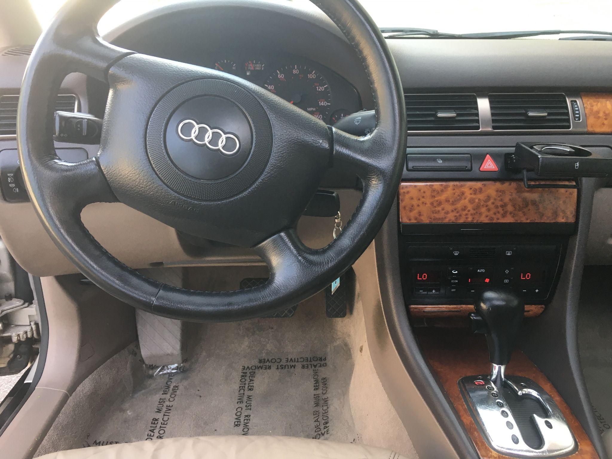 1999 Audi A6 QUATTRO