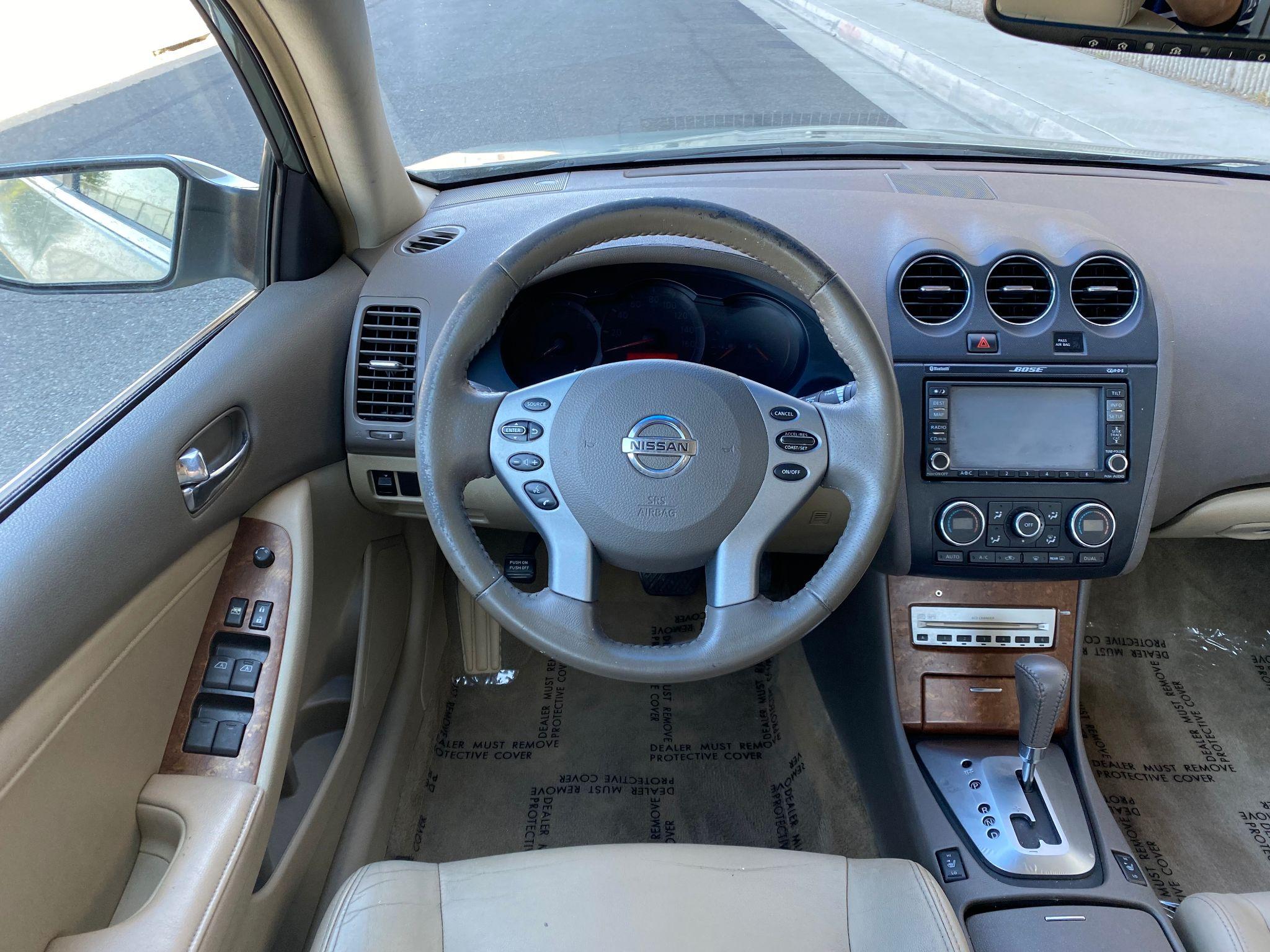 2008 Nissan Altima 2.5 SL