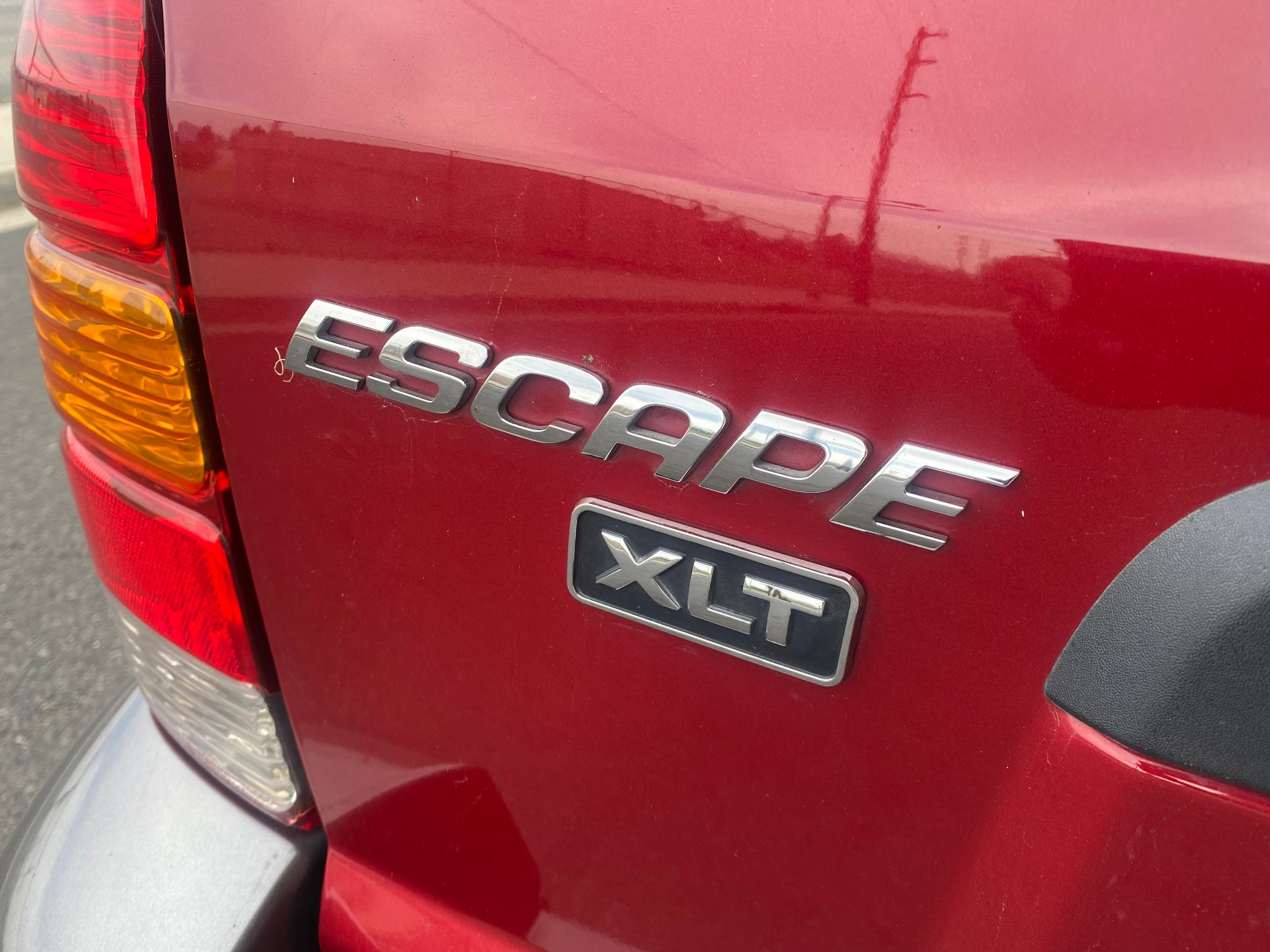 2006 Ford Escape XLT Sport