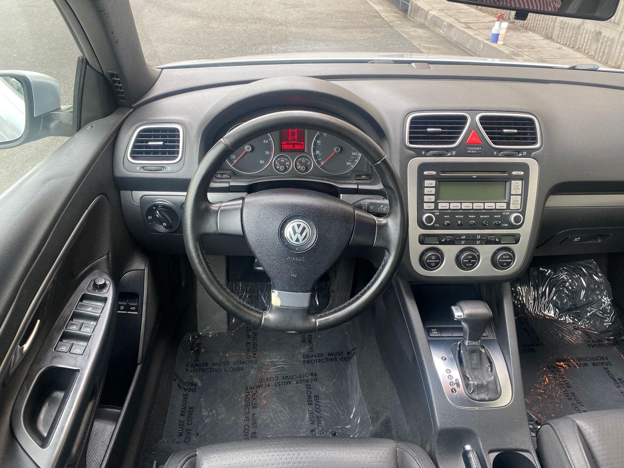 2009 Volkswagen Eos Komfort